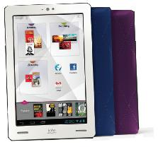 Kobo Arc and Vox readers
