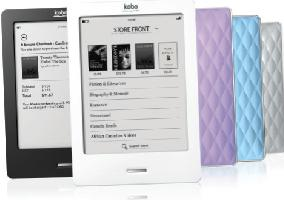 Kobo Touch Readers