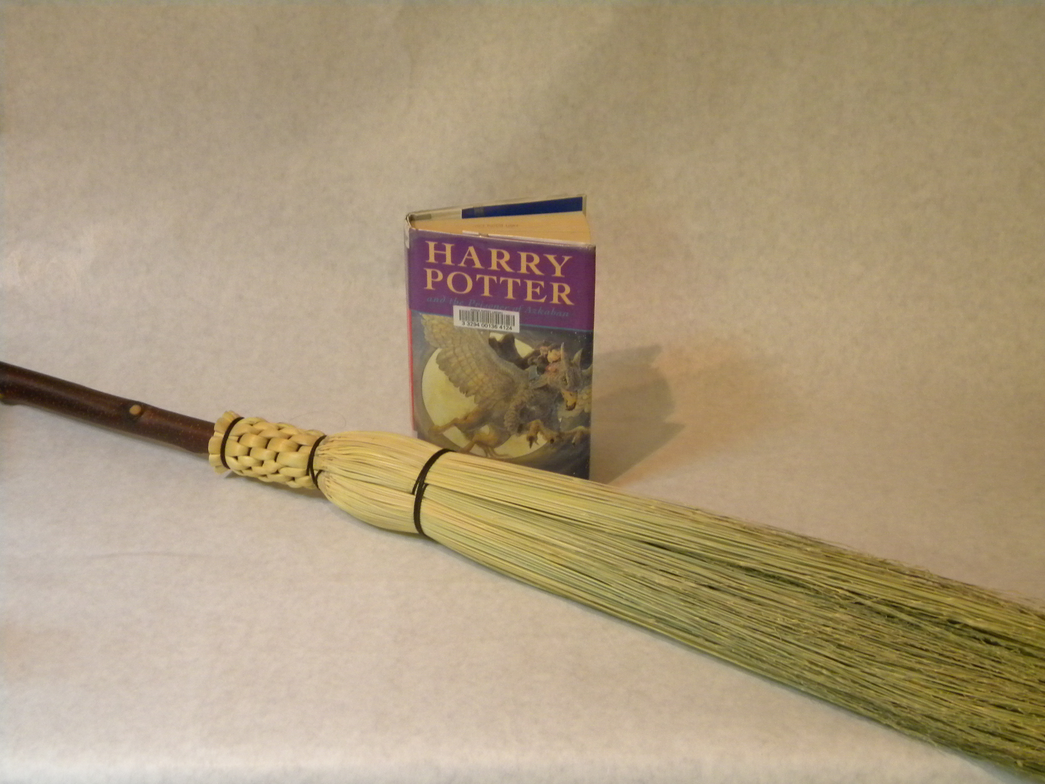 Harry potter quidditch broom